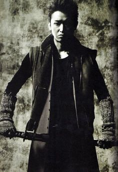 Ohno Satoshi - modern samurai *squeal