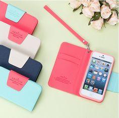 Ardium iPhone 5 Wallet v2