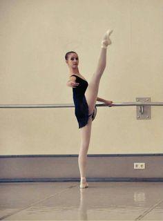 Anastasia Ermolaeva /Vaganova Ballet Academy.