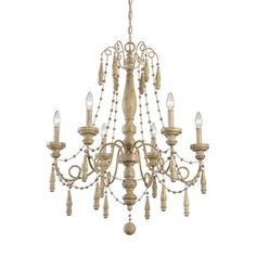 Chandeliers are like the jewelry to a room. Get inspired to light your own spaces with these different selections I've shared.