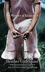 Another great book by this author. She is quickly becoming one of my favorite authors! I wish she had more books out. One of the few books that I didn't guess the ending! The Weight of Silence (Heather Gudenkauf) I Love Books, Great Books, Books To Read, My Books, Reading Lists, Book Lists, Reading Nook, Thing 1, Thrillers