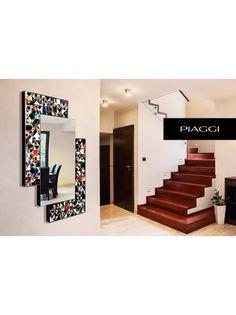 Kaleidoscope Multicolour Mirror  #contemporary  ♥♥ http://piaggi.co.uk/store