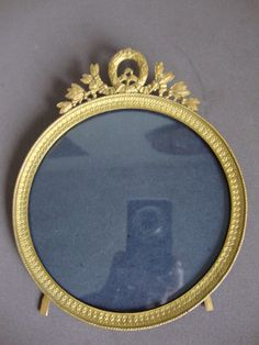 antique bronze gilt picture frame free shipping worldwide ebay