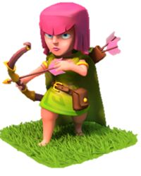 Archers Clash of Clans