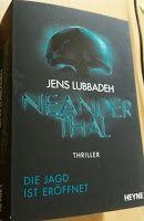Buchvogel: Neanderthal - Die Jagd ist eröffnet von Jens Lubbadeh
