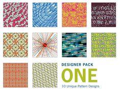 Origami Paper 100 sheets Designer Pattern Gift Pack (Set one) on Etsy, £9.00