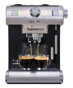 Take a look at this Squissita Plus Espresso/Cappuccino Machine on zulily today!