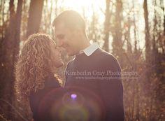 Sweet & Romantic! The sun adds a perfect glow. #Kimberlingray