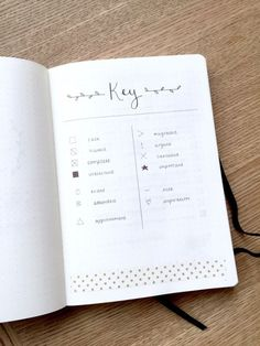 All things bullet journal that I love! Ideas, layouts, fonts etc.