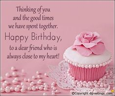 Happy Birthday Friend Wishes, Images, Quotes, Messages, Cards and Pictures