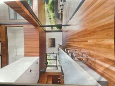 Grand Designs June 2012 kitchen bench and stools