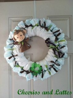 My sister-in-laws baby shower was quickly approaching, and my mother-in-law asked me if Id be willing to help create a fun centerpiece/decoration for the party. She mentioned a diaper cake, but for those of you who have made a diaper cake know how time-intensive and tedious those can be. Because I only had a short [...]