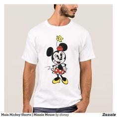 Main Mickey Shorts | Minnie Mouse