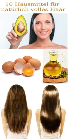 Of course, these 10 home remedies will give you full hair- Durch diese 10 Hausmittel bekommst du natürlich volles Haar 10 home remedies for naturally full hair - Diy Hair Care, Curly Hair Care, Hair Care Tips, Macadamia Hair Products, Diy Beauty, Beauty Hacks, Beauty Full, Luxury Beauty, Full Hair