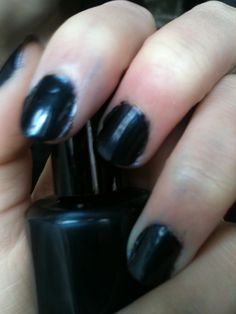 The All Natural Face - Midnight Blue Nail Polish, $7.00 (http://www.theallnaturalface.com/midnight-blue-nail-polish/)