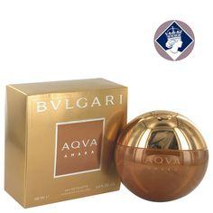 Bvlgari Aqva Amara 100ml Eau De Toilette Spray EDT Cologne Fragrance for Men NEW