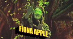 Link Love: Urban Foraging Gets Easier + Work Out in White + Fiona Apple is Now a Superhero?