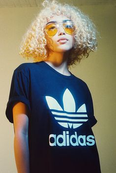 Petra Collins' Adidas Originals x Urban Outfitters Campaign Is Full Of Internet…