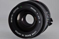 [Exc⁺⁺] MAMIYA-SEKOR C 55mm F2.8 N MF Lens For MAMIYA 645 PRO #Mamiya