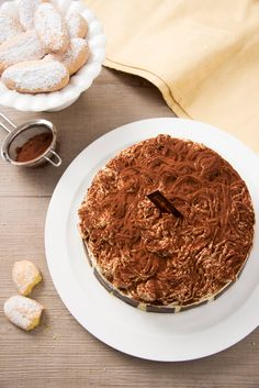 News Non Disponibile - Ultime Notizie Italian Desserts, Italian Recipes, Desserts Around The World, Cheesecake, Delicious Desserts, Yummy Food, Eclairs, Sweet Recipes, Delish