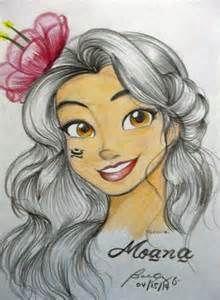 Disney Princess New Movie 2018-Moana.