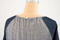 Sewn Raglan Shirt, Tunic + Dress | The Purl Bee
