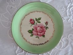 Alfred Meakin Bone china cake plate for hire
