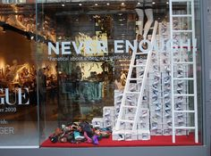 """NEVER ENOUGH!"", fanatical about shoes,why settle for one pair when you can have........,pinned by Ton van der Veer"
