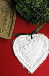 Fourth Grade Christmas Activities: Hand-Cast Paper Holiday Ornaments