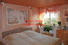 Offener Schlafzimmer Vorhang im verträumten Stil - http://www.gardinen-deko.de/offener-schlafzimmer-vorhang-im-vertraeumten-stil/