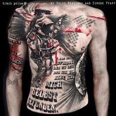 35+Diffirent+Trash+Polka+Tattoo