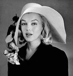 Marilyn Monroe. Photo by Carl Perutz.