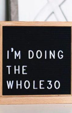 Mi experiencia con la dieta #whole30. Dieta Whole30, Im Done, Whole 30, Blog, Vegetable Dishes, Cooking, Losing A Parent, Wolverines, Sometimes I Wonder