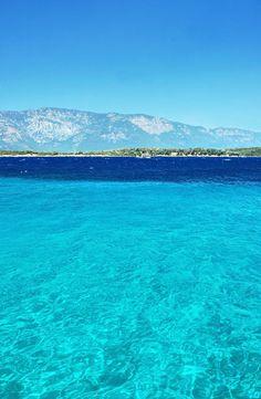 ❖ Cleopatra Island -- Turkey