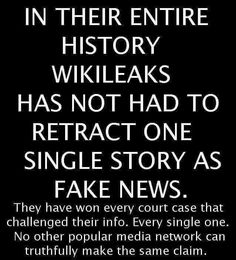 (One must wonder if Wikileaks is our Radio Free Europe to get real facts to Americans. ) News about #pizzagate on Twitter