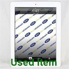 Apple iPad 3 Wi-Fi (A1416) 16GB 9.3.2 White!!!