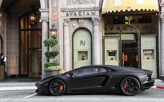 Lamborghini Aventador I will have this lambo only where it is orange it will be blue  With blue undercarriage lights