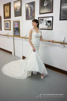 Lauren's Ballerina Bridals: http://www.catherineguidry.com/blog/?p=7095
