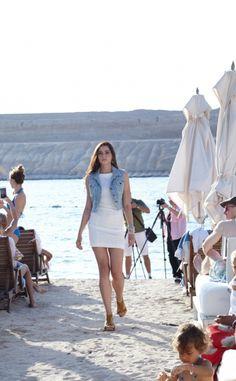 Michelle Belau Fashion Show at Blue Marlin Ibiza