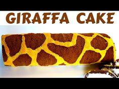 TORTA GIRAFFA FATTA IN CASA DA BENEDETTA - Homemade giraffe cake