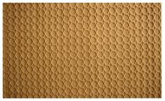 Imports Decor Natural Jute Doormat, Beehive Pattern, 36-Inch by 24-Inch by Imports Décor. Save 24 Off!. $30.57. Durable, long-lasting and highly sustainable. 100-percent jute mat. Hand woven in a contemporary beehive pattern. Measures 36-inch by 24-inch. Welcome your guests with this attractive natural jute door mat from Imports Decor. Hand woven in a beehive pattern and constructed of 100-percent jute fiber. Jute fiber is harvested from the stem and outer skin of the jute plant. Jute is a…