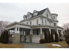 1890 Victorian, Troy, NY (George F. Barber) – Sold