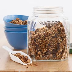 17 Great Homemade Granola Recipes