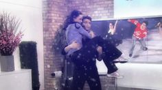 Tessa Virtue and Scott Moir - All I Want For Christmas Is You