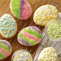 Funfetti® Easter Cookies