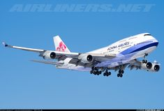 Boeing 747-409 - China Airlines | Aviation Photo #4725187 | Airliners.net