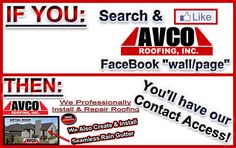 """Tyler, Texas: http://www.avcoroofing.com Please, go to our FaceBook wall & give us a """"LIKE"""". #like #roofing"""