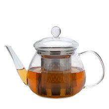 Petit Glass Teapot from Adagio Teas