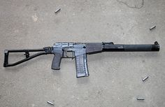 AS Val (541-03) - List of modern Russian small arms - Wikipedia, the free encyclopedia