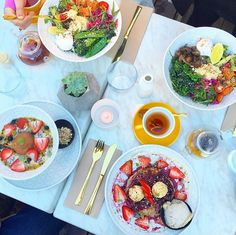 Serotonin Eatery Melbourne A great wellness concept combining food + exercise + education designed to keep you happy and healthy. Must visit! Diet Tips, Diet Recipes, Vegan Recipes, Cooking Recipes, Health Eating, Plant Based Recipes, Paleo Diet, Healthy Meals, Vegan Meals